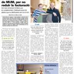"""Entrevista de Plásticos Andreu en el Periódico """"Indicador de Economía"""""""